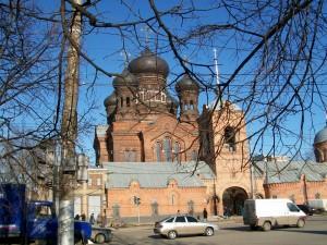 Иваново. Свято-Введенский женский монастырь