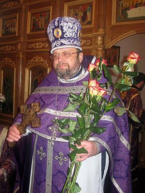 Дата рождения: 19 февраля 1960 День Ангела: 12 сентября Священническая хиротония: 8 января 1987 Юрисдикция: Украинская Православная Церковь