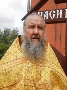 Дата рождения: 1961 Священническая хиротония: 2004 Юрисдикция: Русская Православная Церковь