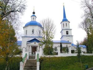 Церковь Тихвинской иконы Божией Матери г. Брянск