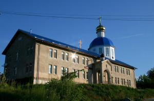 Церковь преподобной Параскевы Сербской с. Лишня