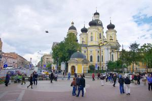 Собор Владимирской иконы Божией Матери г. Санкт-Петербург