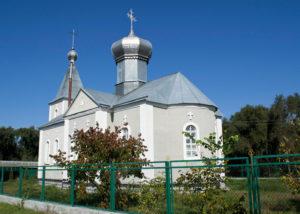 Храм Архистратига Михаила (с. Матюши)