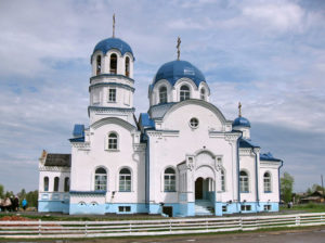 Церковь Рождества Христова с. Подгорное (Томская область)