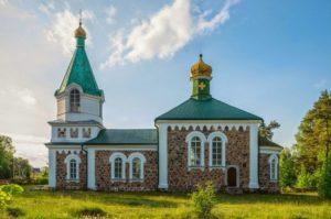 Церковь апостолов Петра и Павла с. Косута