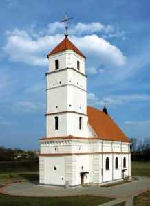 Преображенский храм г. Заславль