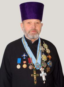Протоиерей Стефан Хомин