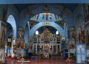 Церковь великомученика Георгия Победоносца с. Селище