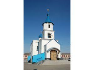 Собор Сошествия Святого Духа на Апостолов г. Магадан.