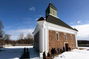 Церковь Пресвятой Троицы д. Большая Своротва