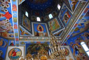 Храм пророка Илии г. Трускавец