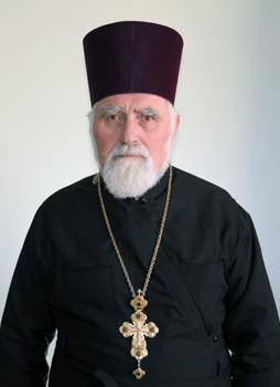 Протоиерей Василий Петрущак